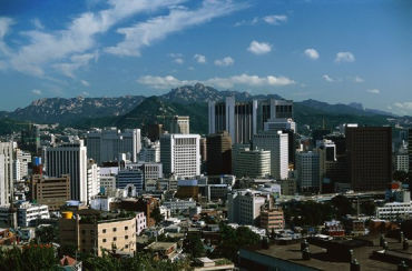 Seoul is a major business hub.