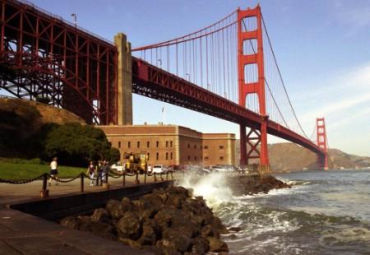 Tourism is San Francisco's backbone.