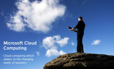 The big blue sky, cloud computing and You