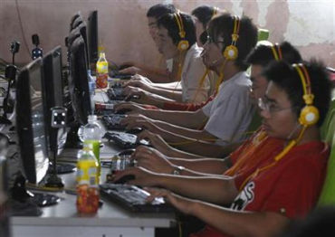 China is home to largest internet users.