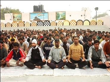Tihar jail inmates
