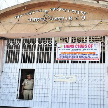 Tihar's high profile inmates get Rs 2k per week