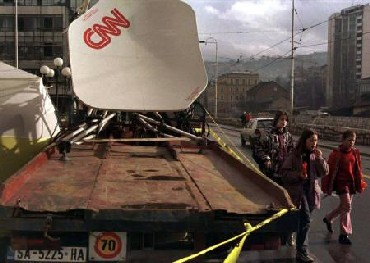 How CNN harnesses the power of internet