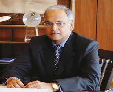 AI chief Arvind Jadav.