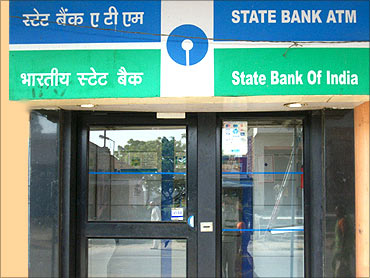 In the last one year, SBI has given 29 per cent returns.