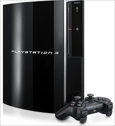 Sony's PlayStation.