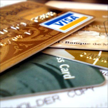 Hacker has obtained access to credit card data.