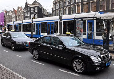 Dutch government wants to discourage car use.