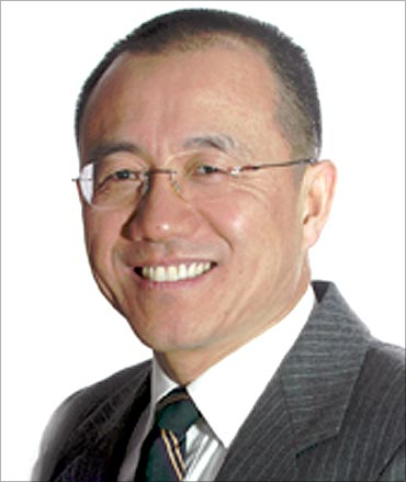 Gao Xiqing.
