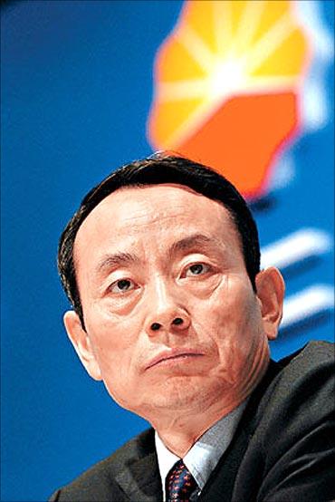 Jiang Jiemin.