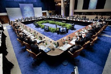 What was the real outcome of the G20 meet?