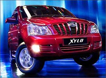 Mahindra Mini Xylo.