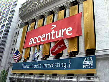 Accenture office.