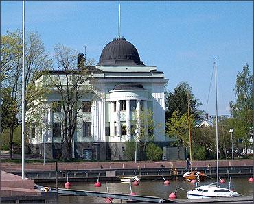 Kajanokka Casino, Helsinki.