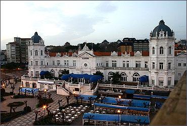 Gran Casino del Sardinero, Spain.