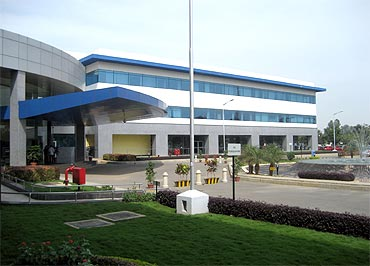Intel Lab, Bangalore.