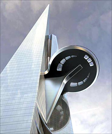 Kingdom Tower.