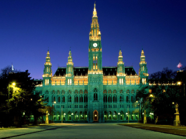 Vienna City Hall.