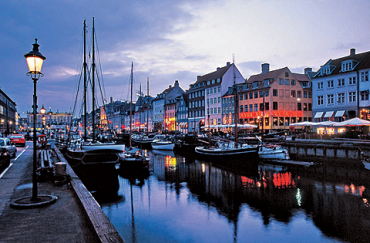 Beautiful Copenhagen.