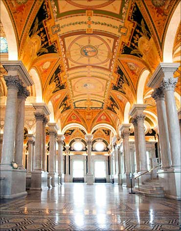 Library of Congress, Washington.