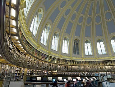 Old British Reading Room, London