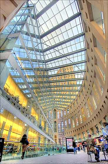 Vancouver Public Library.