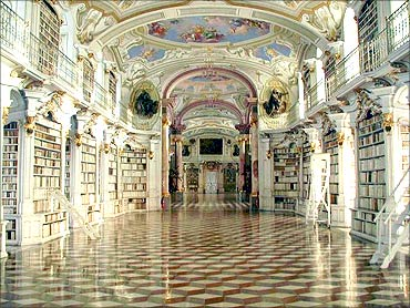 Admont Library.