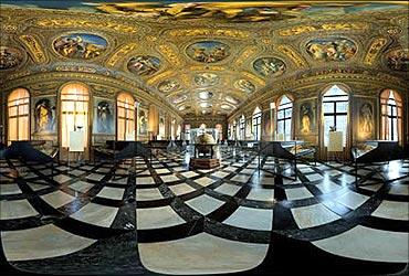 Sansovino Library.