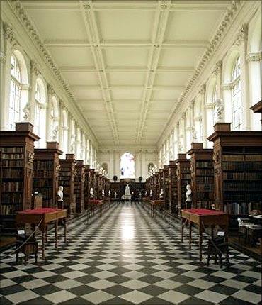Wren Library.
