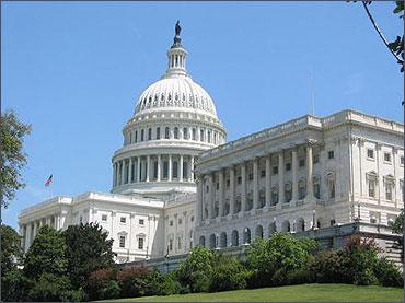 The Capitol Hill, Washington DC.