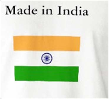 Made in India tag gets prominence.