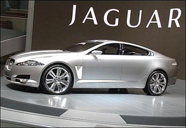 Tata acquired Jaguar.