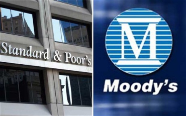 Regulators use credit ratings as well.