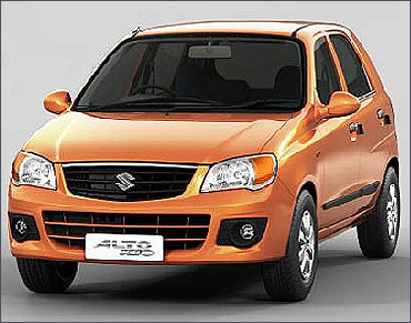 The 10 Most Searched New Cars In India Rediff Com Business