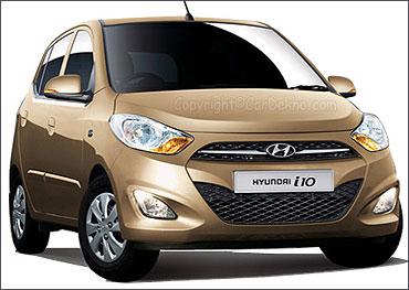 Hyundai i10 Next Gen.