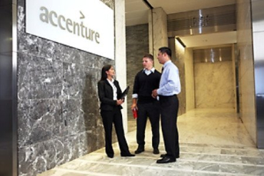 Accenture was its another rival.