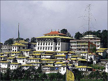 Tawang Monastery.