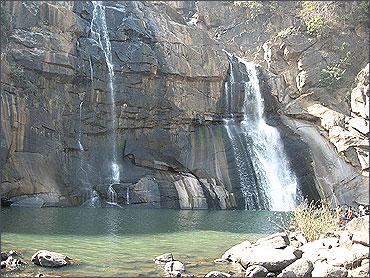 Hudru falls, Ranchi.