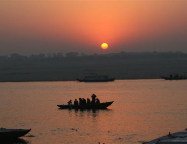 The clean-up of the Ganga is a much larger project.