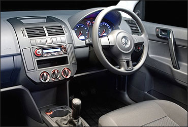 Dashboard of Polo.