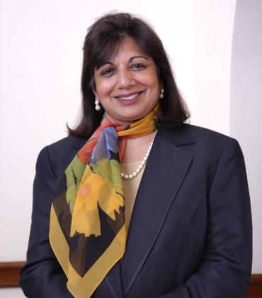 Kiran Mazumdar-Shaw says the government has lost the plot.