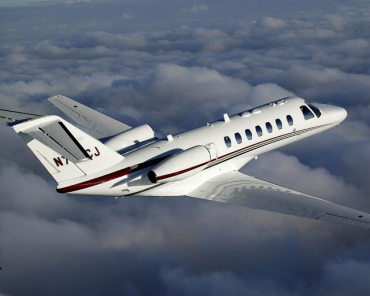Any employee can use the corporate jet.
