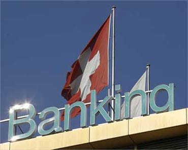 Swiss banks info-sharing to be effective in Sept: FM
