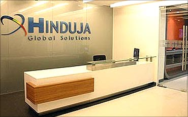 Hinduja Global.