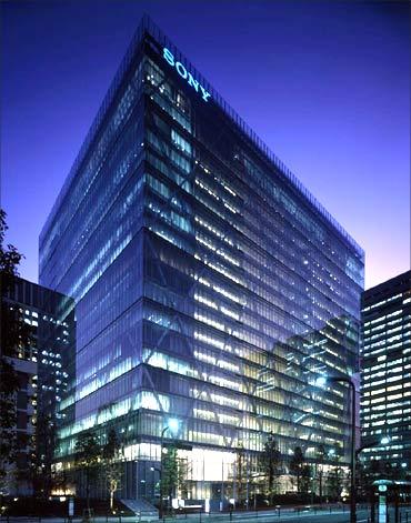 Sony Corporation.