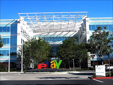 eBay headquarters.