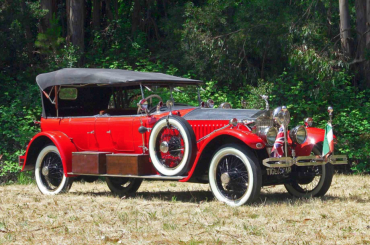 1925 Rolls-Royce New Phantom.