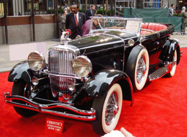 1931 Duesenberg sold for $10.34 million.