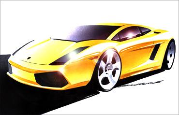 L concept car.