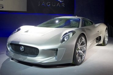 Jaguar will build just 250 units of the car.
